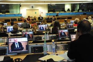 Université populaire Quart Monde à Bruxelles 2010
