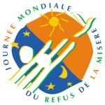 journée mondiale du refus de la misère 17 octobre logo