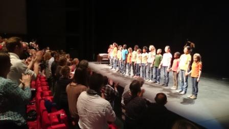 Standing ovation pour les Serruriers magiques du quartier de la goutte d'or dans les 18ième arrondissement