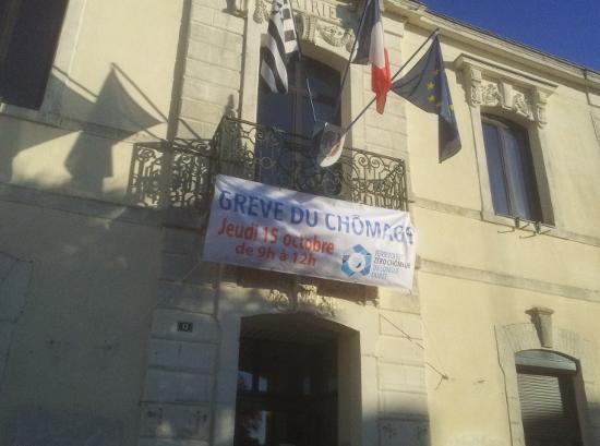 La mairie de Pipriac annonce la couleur !