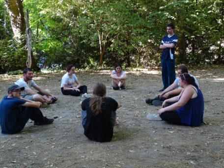 Chantier Jeunes ATD Quart Monde