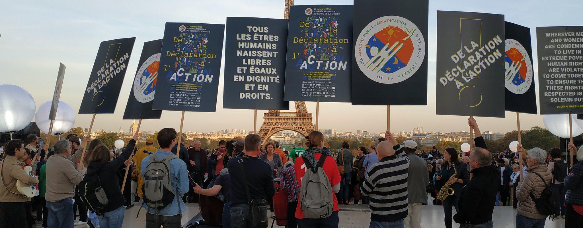 Tous Dignité La Quart Atd Pour Monde agir Pxqg5g